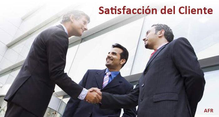 La Satisfacción del Cliente es Nuestro Objetivo