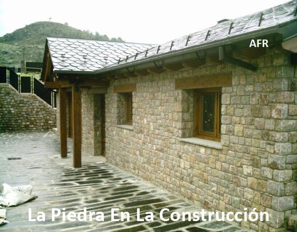 Nociones Sobre La Piedra Para Construcción