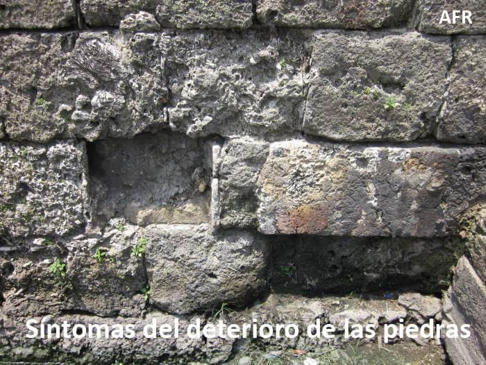 Síntomas Que Provocan El Deterioro De La Piedra