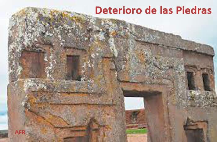 Causas Del Deterioro De La Piedra De Construcción – Parte1