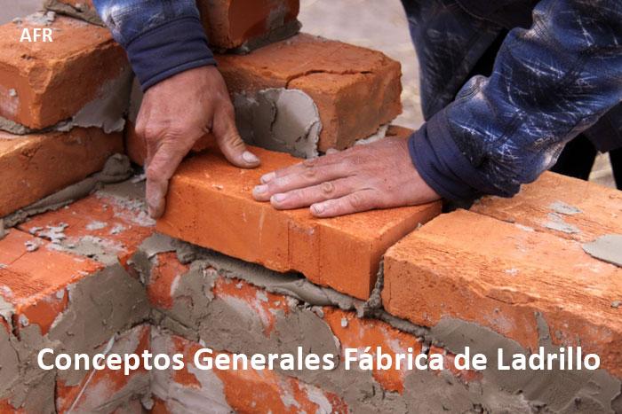 Conceptos Generales Sobre El Ladrillo en La Construcción