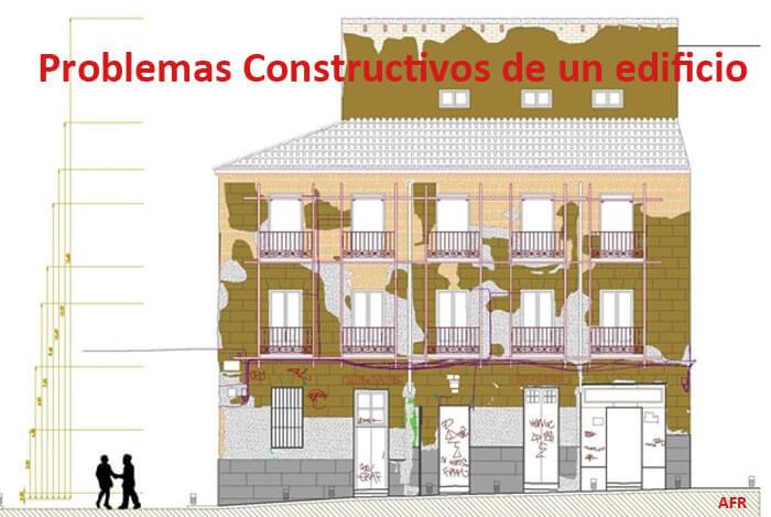 Aspectos Sobre Problemas Constructivos En Un Edificio