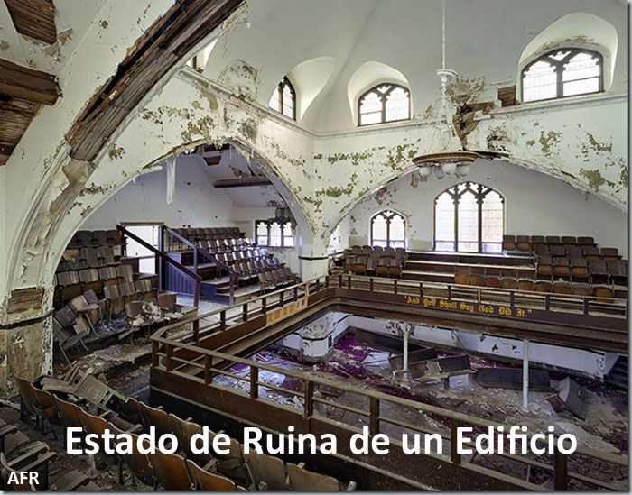 Consideraciones Sobre El Estado De Ruina De Un Edificio