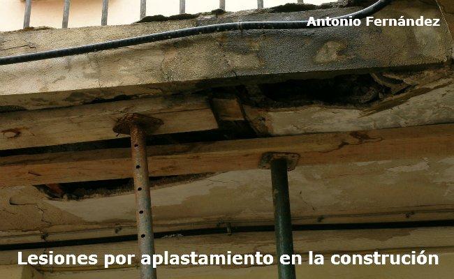 Lesiones Por Aplastamiento En La Construcción