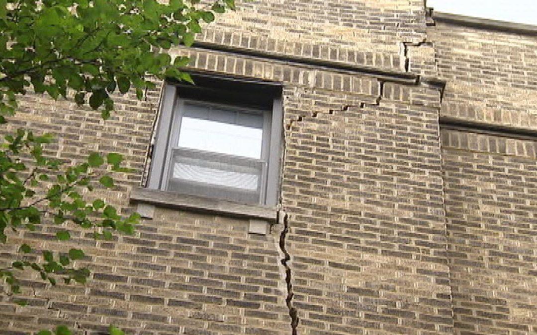 Tipos De Lesiones En Un Edificio