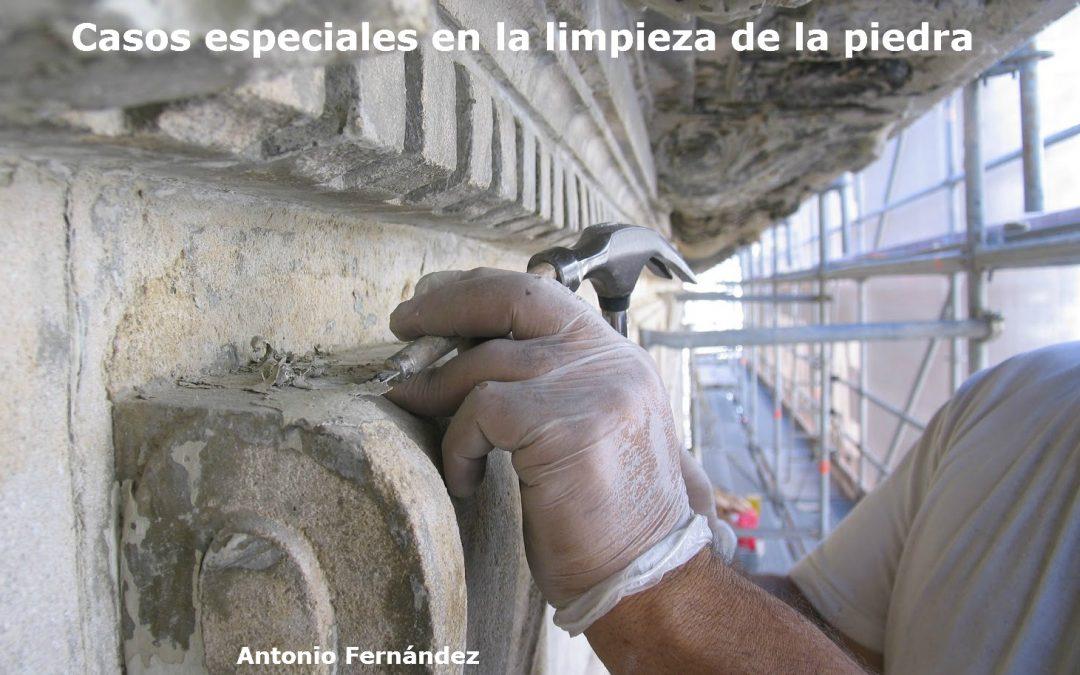 Casos Especiales En La Limpieza De La Piedra En La Construcción
