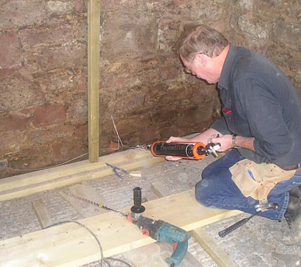 Tratamiento Por Electroosmósis En La Construcción