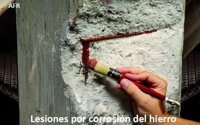 Lesiones Por Corrosión Del Hierro En la Construcción