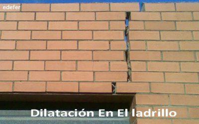 Dilatación Por Humedad De Obra En Los Ladrillos