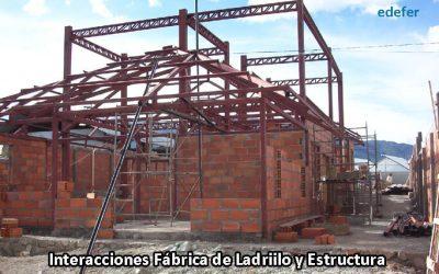 Interacciones De Fábricas De Ladrillo Y Otros Tipos De Estructura