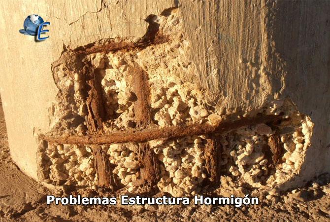 Problemas En La Estructura De Hormigón